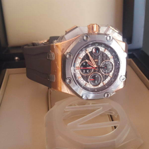 audemars piguet michael schumacher frontal