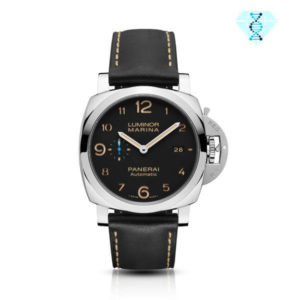 reloj panerai luminor negro