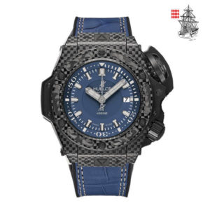 replica hublot king power azul