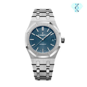 replica reloj audemars piguet royal oak azul