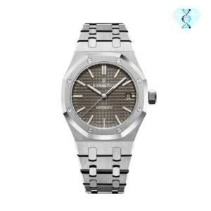 replica reloj audemars piguet royal oak gris
